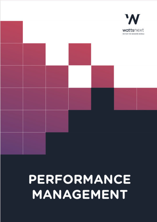 Performance Management Product